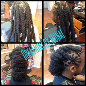 Crown Chronicle of @Creationz_Monae - http://CURLYNUGROWTH.COM