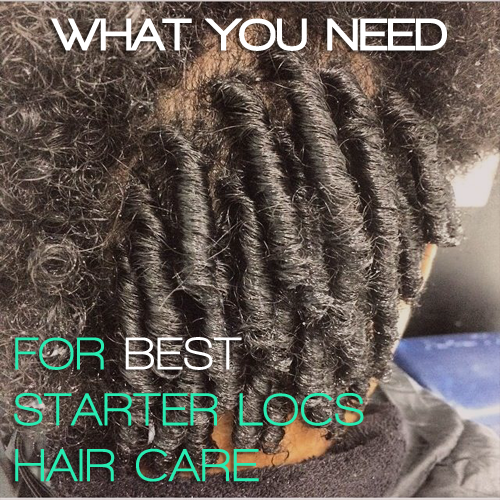 Everything You Need To Know About New Starter Locs