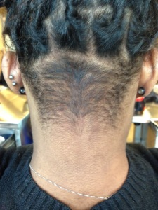 Undercut on Locs - CURLYNUGROWTH.com