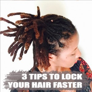 3 TIPS TO LOCK YOUR HAIR FASTER - CURLYNUGROWTH.COM