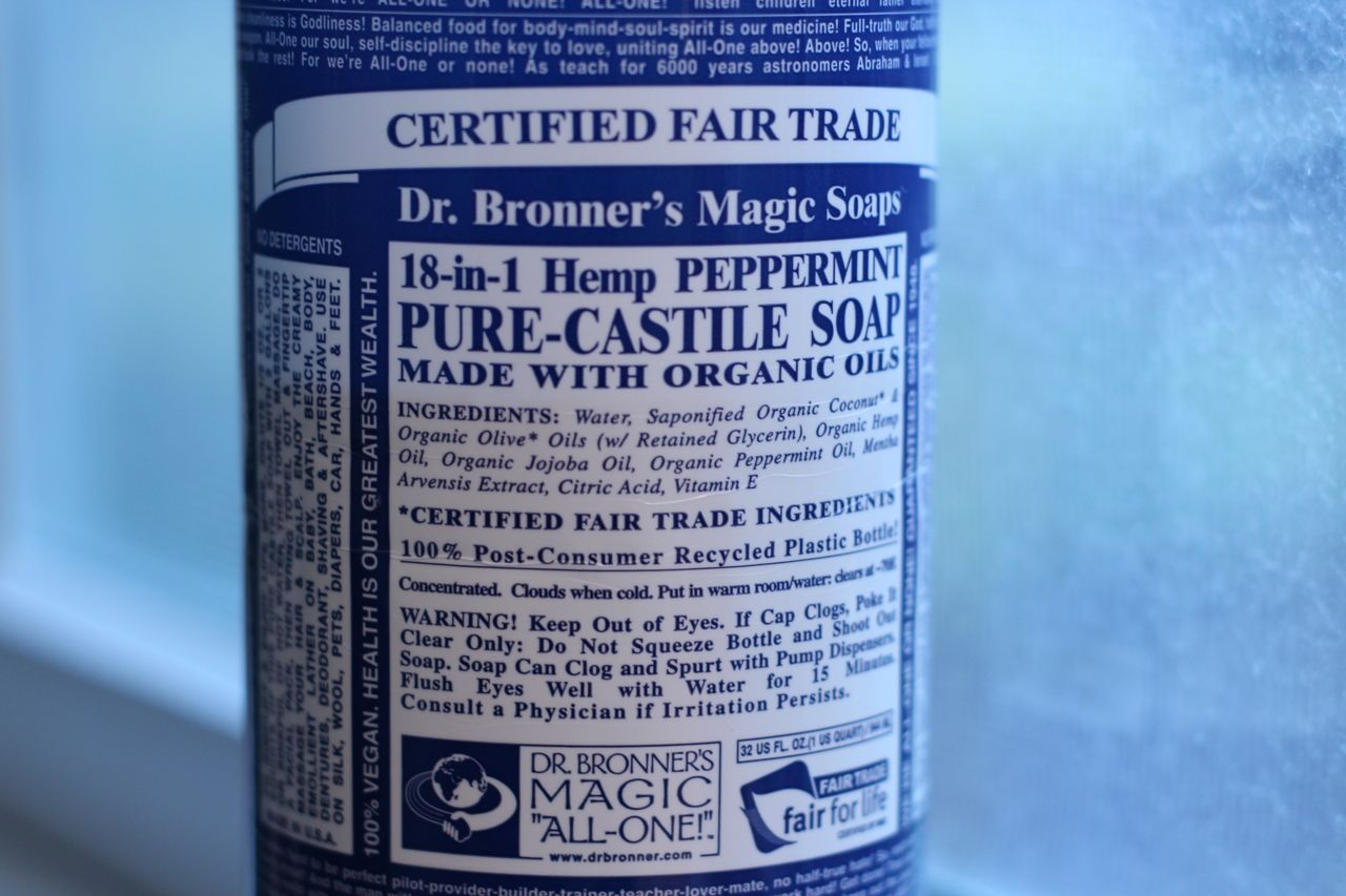 The Best Natural Soap