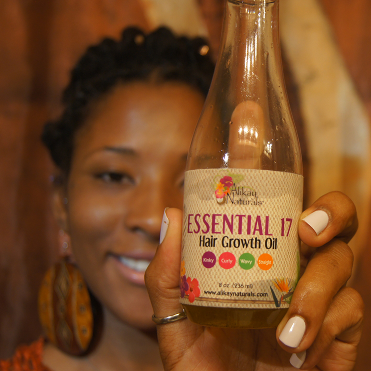 Review of the Alikay Naturals Hair Growth Oil- CURLYNUGROWTH.COM