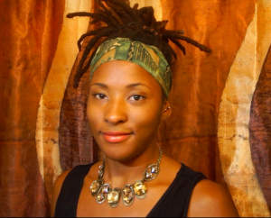 Green DIY Headband for Locs - CURLYNUGROWTH.com