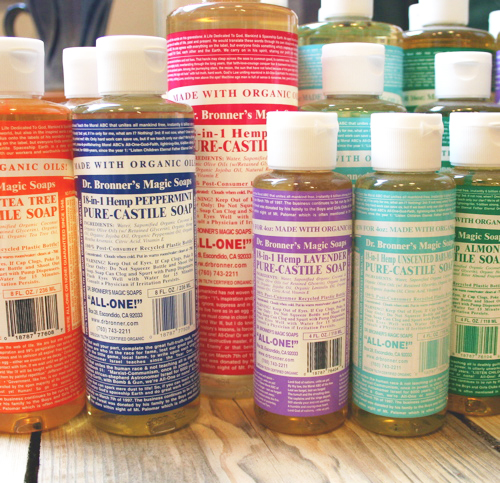 PRODUCT REVIEW OF DR. BRONNER'S CASTILE SOAP - CURLYNUGROWTH.COM