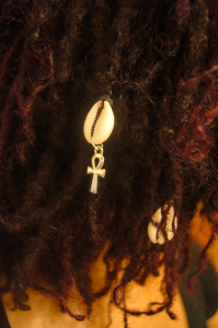 Ankh Shell on Sisterlocks - CURLYNUGROWTH.com
