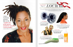 Honey Be Natural Magazine Loc'd Hair Guide - CURLYNUGROWTH.XOM
