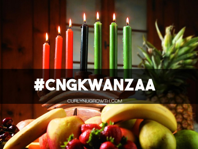 Celebrate Kwanzaa With Me - CURLYNUGROWTH.com