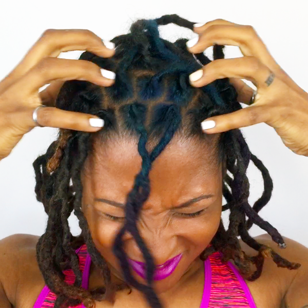 How to Relieve Itchy Scalp - CurlyNuGrowth.com