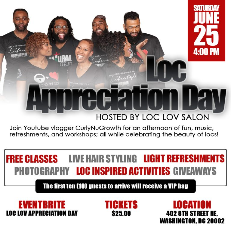 Loc Appreciation Day 2016