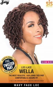 Faux Locs Lace Front Wig Are Cultural Appropriation of Locs