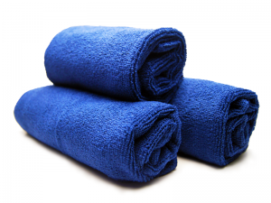 Lint-Free Towel for Locs