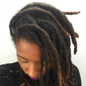 Locs In the Adult Phase