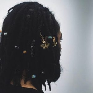 Loc Jewelry for Men with Locs