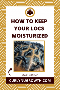 How to Moisturize Dry Locs