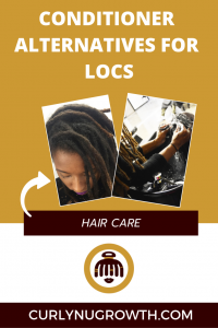 Types of Conditioners for Locs