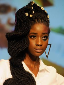 Professional Hairstyles For Women With Locs Curlynugrowth