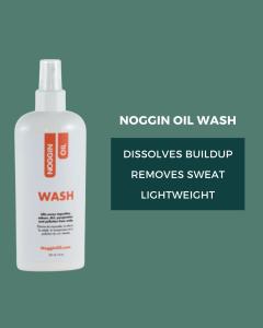 Noggin Oil Wash Pre Poo Treatment Benefits